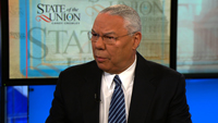 Exclusive: Colin Powell, Pt. 1