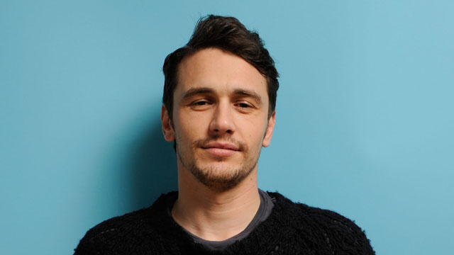 Sundance: Catching up with James Franco