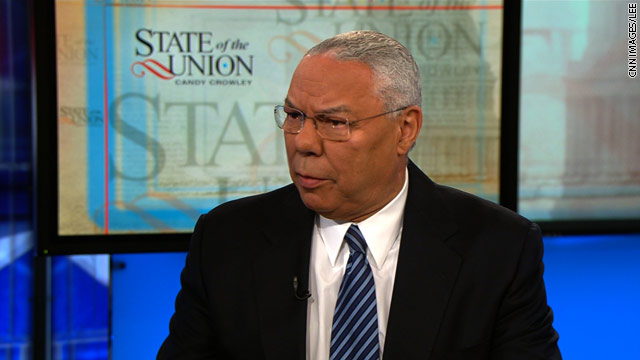Powell: Obama still has work to do