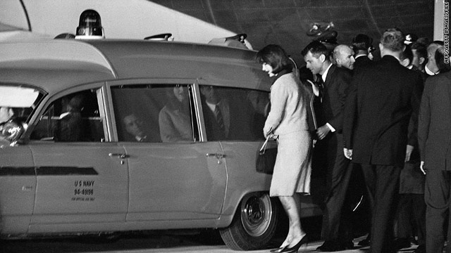 JFK's possible ambulance goes for $132,000