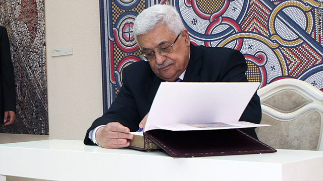 Report: Palestinians agreed to give up most of East Jerusalem