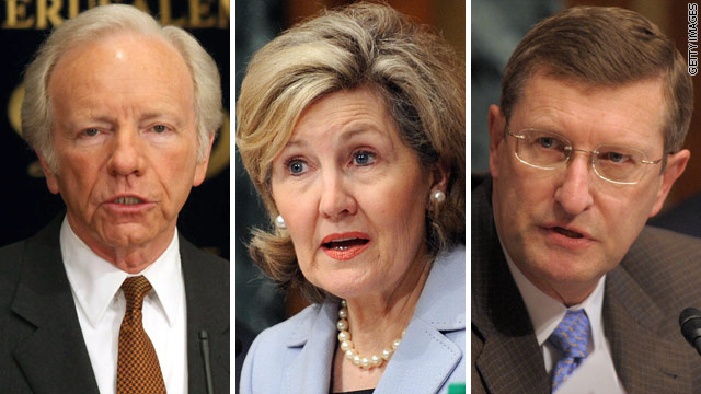 Retiring senators: Time is ripe for bipartisanship