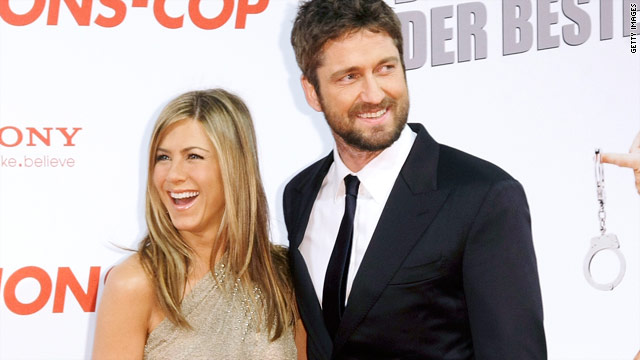 'Showbiz Tonight' Flashpoint: Does Jennifer Aniston deserve Razzie nods?