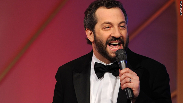 Judd Apatow takes aim at Ricky Gervais