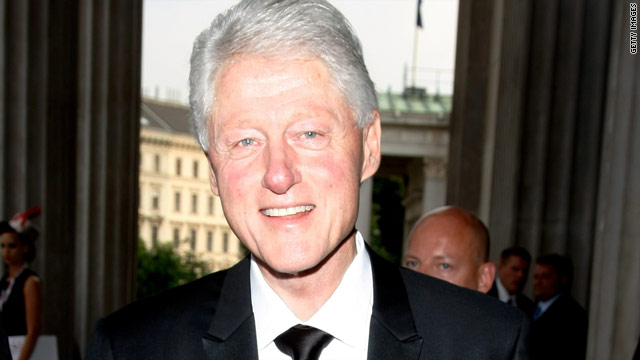 Bill Clinton not doing a cameo in &#039;The Hangover 2&#039;