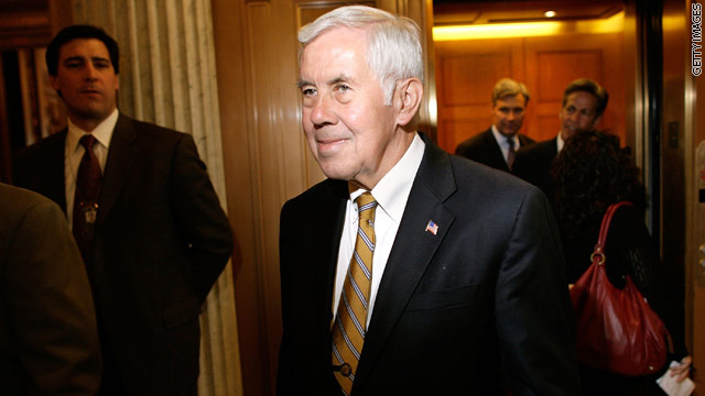 Tea Party activists urge Lugar to retire