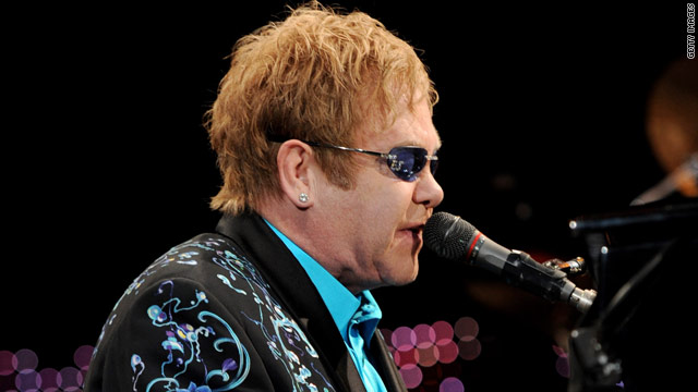 Elton John on fatherhood: It's been enchanting