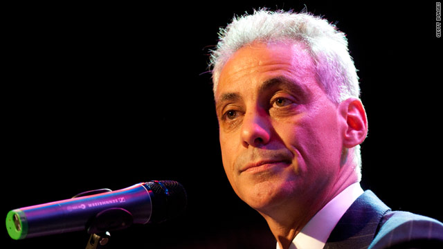 Emanuel files papers for a stay