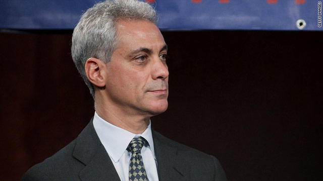 Chicago ballots ordered printed with no Emanuel