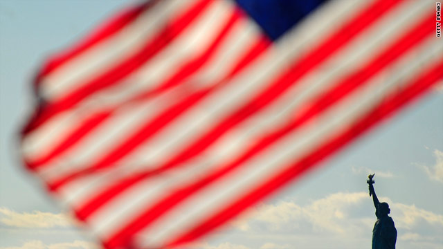 CNN Poll: Americans more optimistic on state of nation