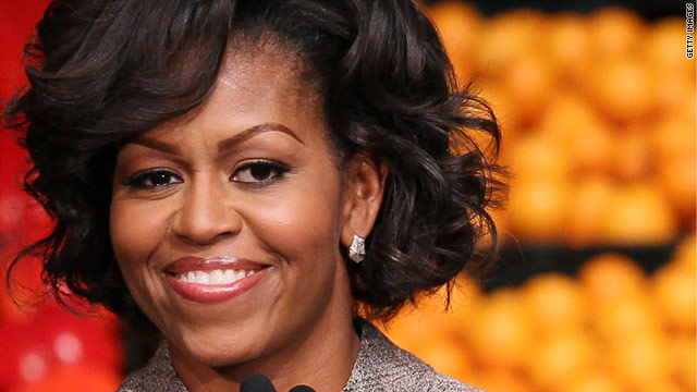 Inside the first lady's State of the Union box