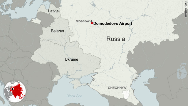 Reports: Terrorist attack kills 31, injures at least 100 at Moscow airport