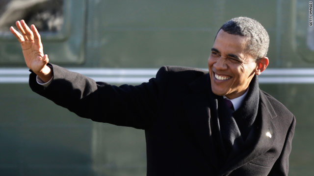 CNN Poll: Obama approval up to 55%, but still under 50% on economy