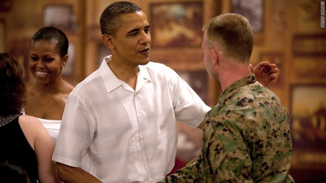 Obama announces broad new support for military families