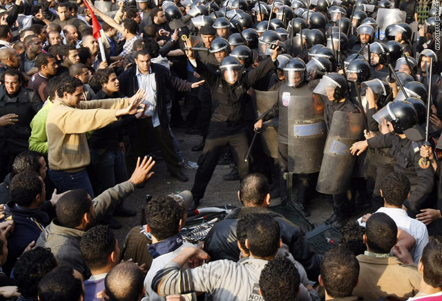 uprisings in egypt 2011 Article by: andrea teti, university of aberdeen, february 2012 — tags: egyptian uprising regime change muslim brotherhood reform democracy islamists salafi parties.