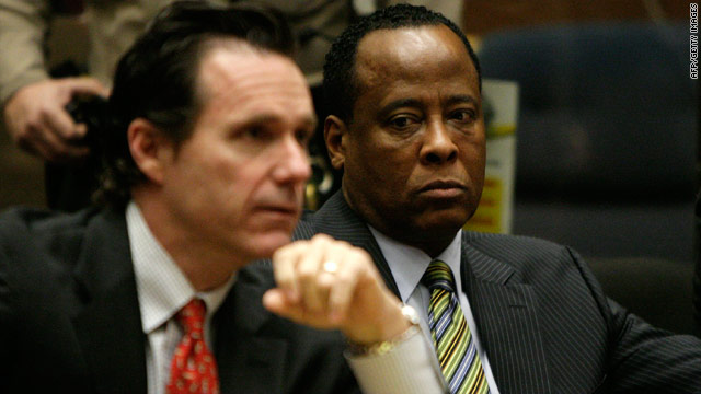 Dr. Conrad Murray demands speedy trial in Michael Jackson case
