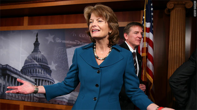 Murkowski: Dems don't have cooties