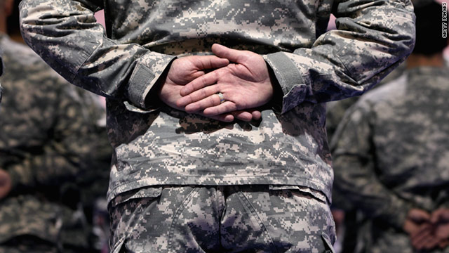 Suicides up in 2010, U.S. Army says