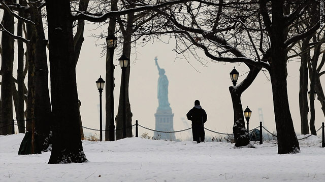 Nor'easter expected for major metro areas Wednesday