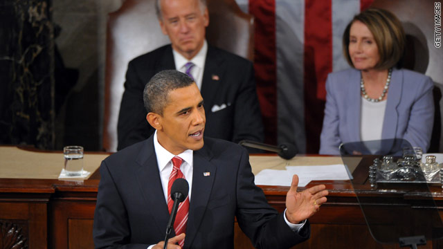 State of the Union address to focus on a &#039;winning&#039; economic future