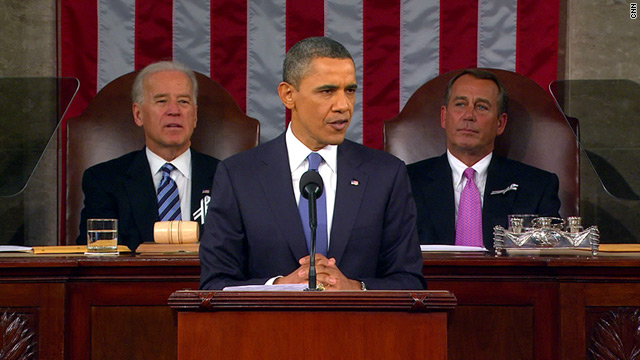 Obama delivers second State of the Union address