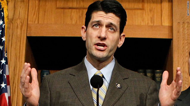Official GOP State of the Union response by Rep. Paul Ryan