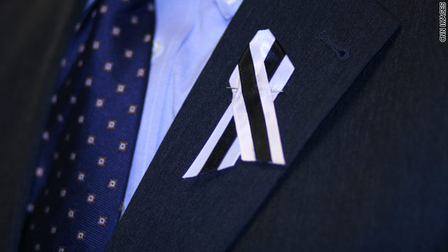 Members to wear ribbons honoring Arizona victims