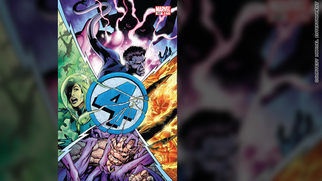 The 'Fantastic Four' member who dies is...