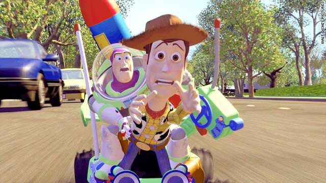 'Toy Story 3' director on Oscar nominations