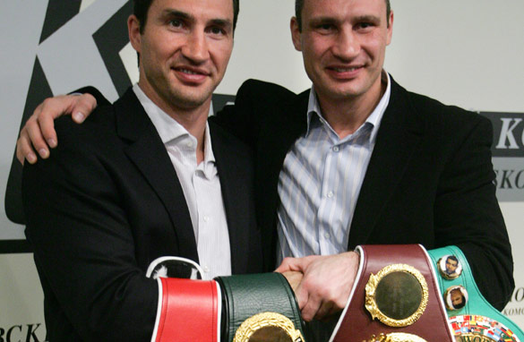 CNN's Terry Baddoo believes the Klitschko brothers are the biggest attraction in boxing.