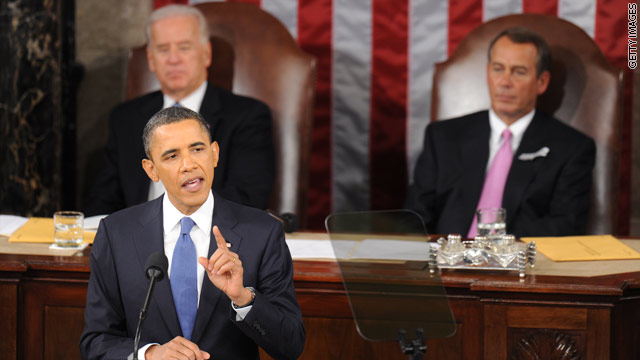 Need To Know News: Obama's call for unity; two GOP responses