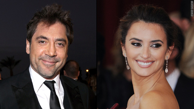 It's a boy for Javier Bardem and Penelope Cruz
