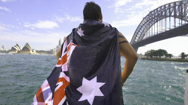 Prominent Australians say it's time to ditch Union Jack design
