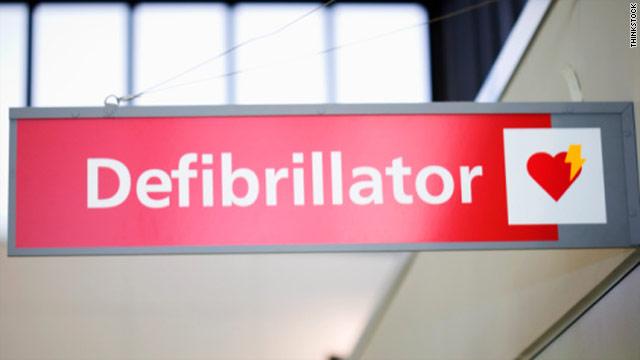 Shockable cardiac arrests more common in public