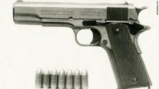 Utah may adopt a state gun