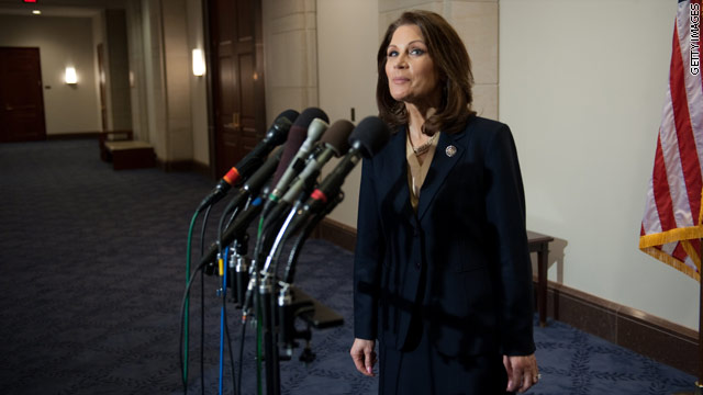 Bachmann delivers Tea Party response to State of the Union