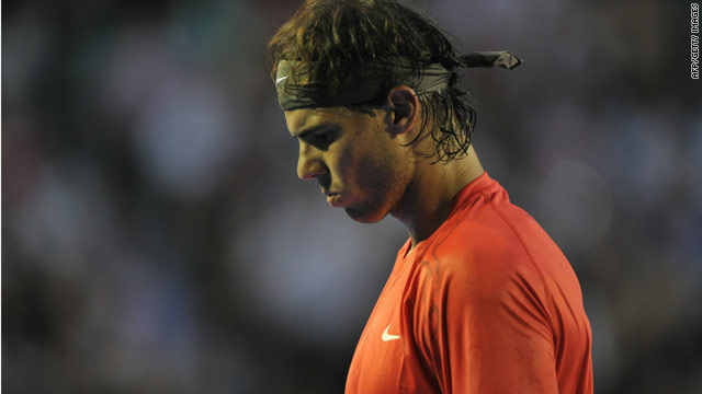SI.com: Injury affects Nadal in Australian Open loss