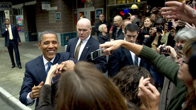 Republicans react to Obama's Wisconsin trip