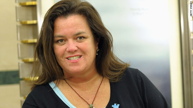 Rosie O'Donnell: 'Teen Mom' sends a positive message