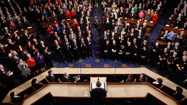 Obama's State of the Union remarks
