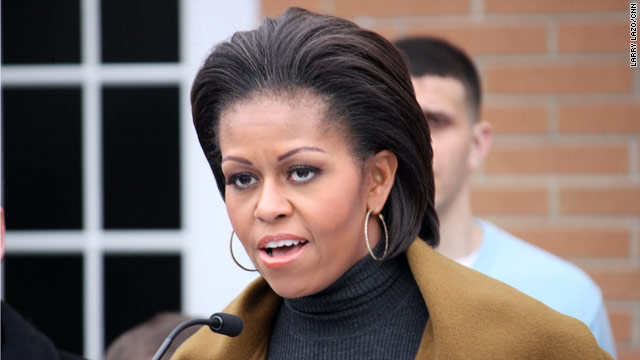 Michelle Obama wants to trade places with Beyonce!