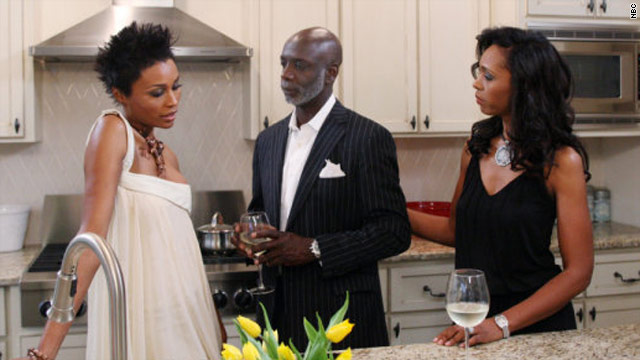 Peter sounds off on 'The Real Housewives of Atlanta'