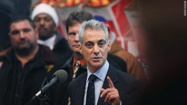Chicago mayoral candidates to face off