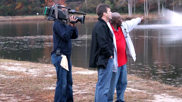 Correspondent Drew Griffin Investigates for CNN in 'Rogue Justice'