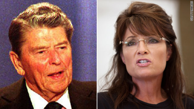 Palin to keynote Reagan celebration