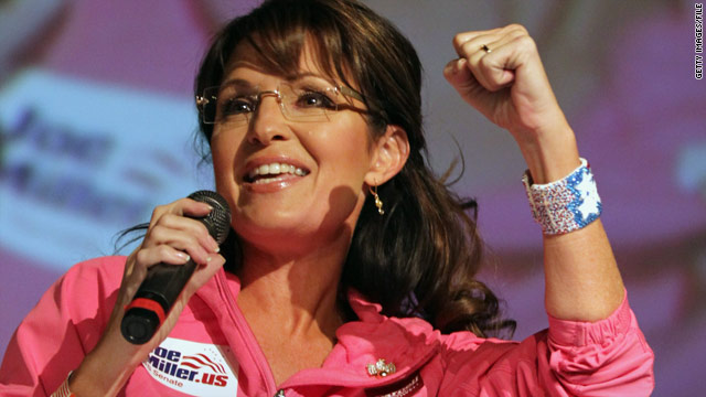 Palin&#039;s PAC in good financial shape