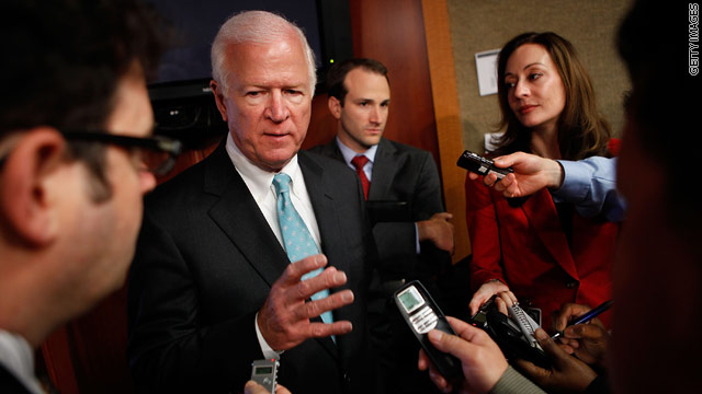 Chambliss named ranking Republican on Senate Intelligence Committee