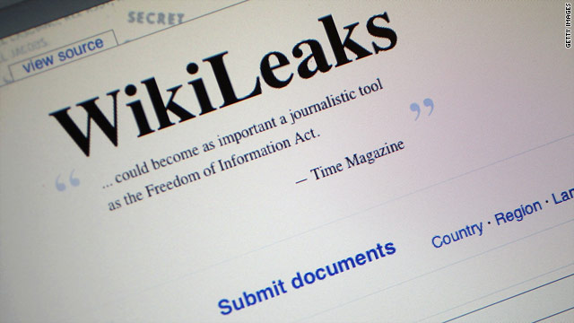 WikiLeaks announces its first interactive town hall Tuesday