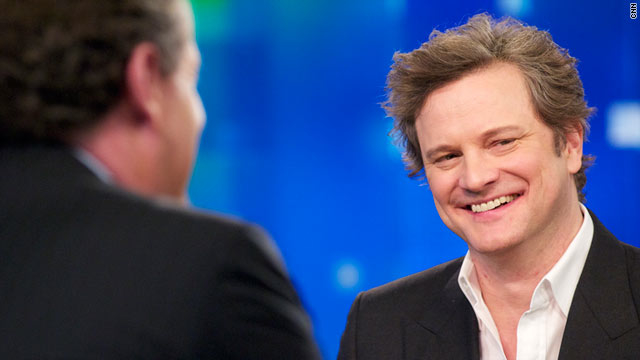 """Colin Firth on """"King's Speech"""" role: """"I'm not very interested in people with superpowers"""""""