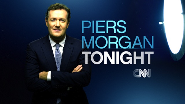 """Piers Morgan Tonight"" – live tonight covering Egypt"